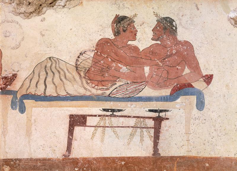 Jung Homosexuality as Higher Love